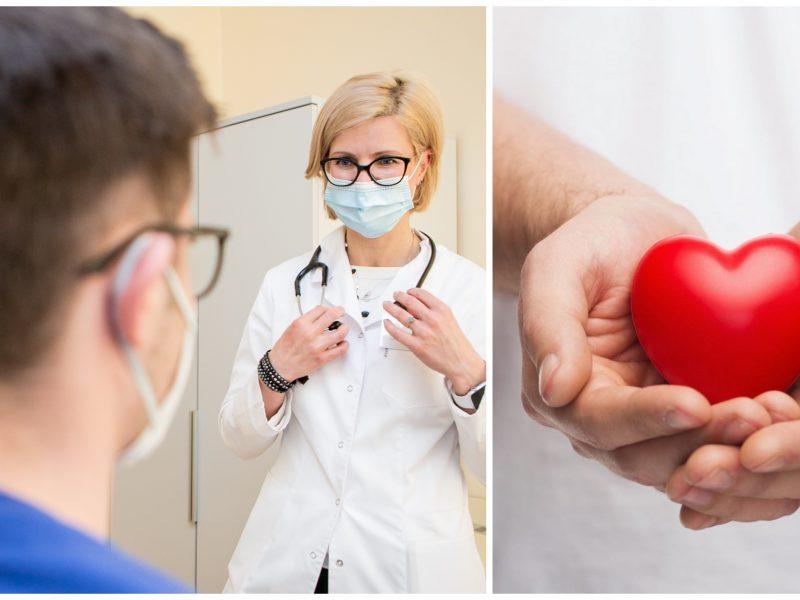 Širdies ritmo sutrikimai – įspėjimas apie būtiną pagalbą | saugera.lt