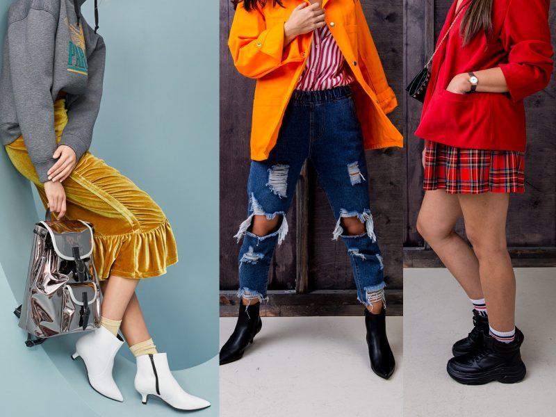 Kokie 90-ųjų batai sugrįžta į šio sezono topus?