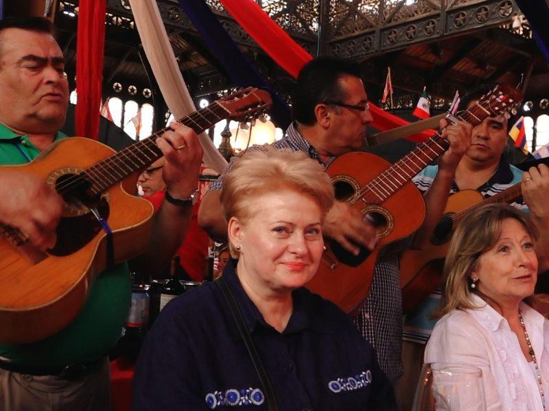 Kantrybę jaunystėje D. Grybauskaitė ugdė skaičiuodama grikius