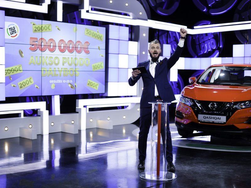 """Anūkės skambutis 7 val. ryto patvirtino 50 tūkst. eurų """"Teleloto"""" laimėjimą"""