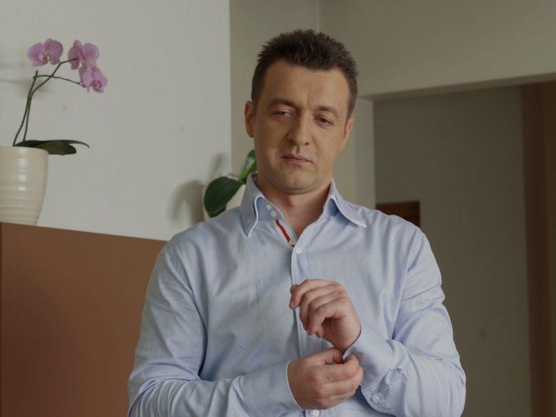 Aktorius J. Baliukevič: tu niekada nežinai, kada viskas baigsis