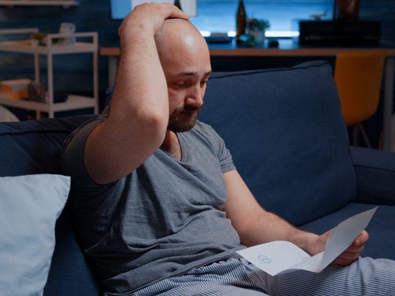 Emocinės pagalbos vyrams linija fiksuoja augantį skambučių skaičių pandemijos metu