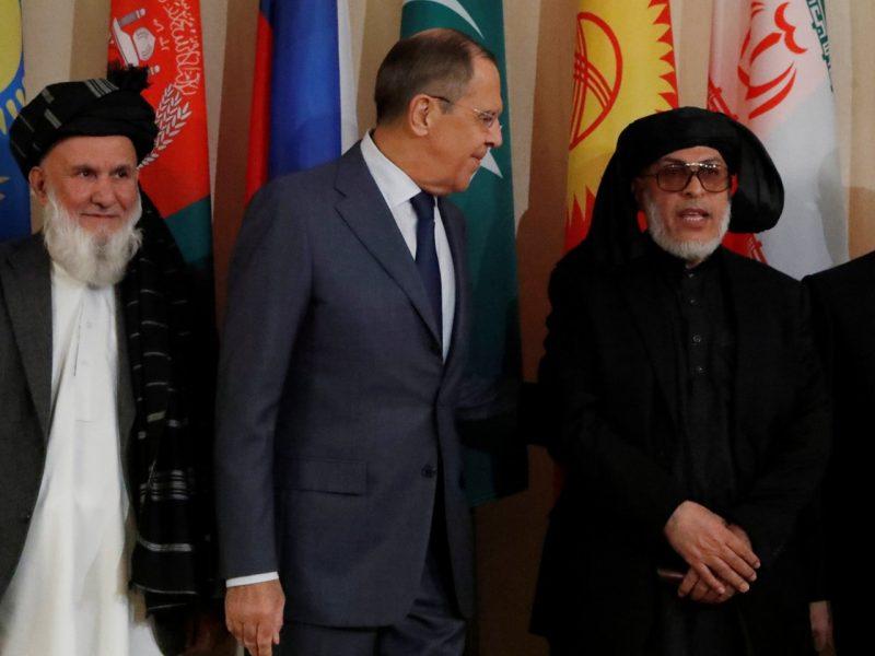 Rusijoje prasidėjo konferencija dėl Afganistano