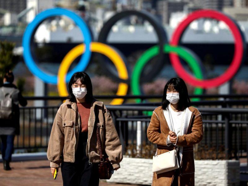 Oficialu: dėl koronaviruso nukeliamos Tokijo olimpinės žaidynės