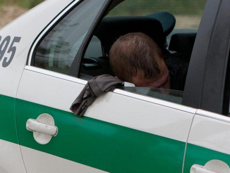 Vilniaus rajone per girto vairuotojo sukeltą avariją nukentėjo nepilnamečiai