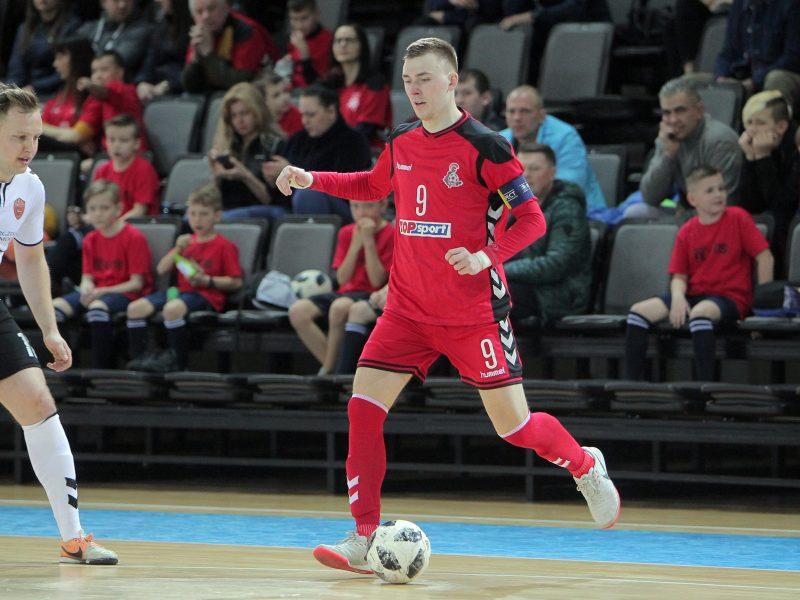 Savaitgalį Kaune – praėjusio salės futbolo sezono finalininkų dvikova