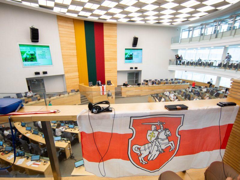 Lietuva išsirinko naują Seimą