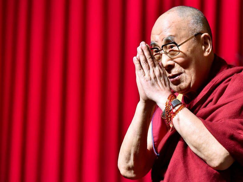 Iš ligoninės išrašytas Dalai Lama sugrįžo į tremties miestą