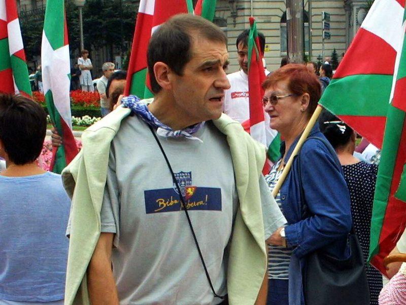Sulaikytas beveik du dešimtmečius slapstęsis buvęs baskų separatistų lyderis