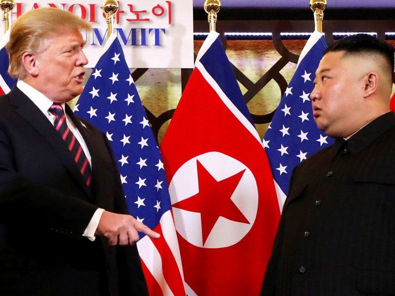Šiaurės Korėja neketina tęsti derybų, kol JAV nepakeis pozicijos