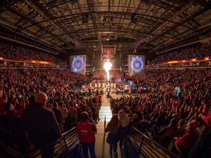 """""""Rytas"""" buria sirgalius: būsimose rungtynėse atidaromas ir ketvirtasis arenos aukštas"""