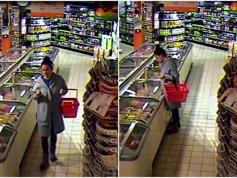 Alytaus policija prašo piliečių pagalbos <span style=color:red;>(gal galite atpažinti šią moterį?)</span>
