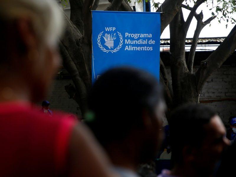Nobelio taikos premija skirta Pasaulio maisto organizacijai