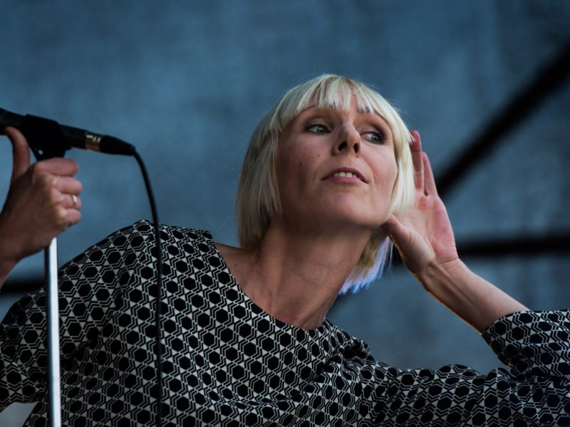 Dainininkė G. Kilčiauskienė: vyksta galingi ir nuostabūs dalykai