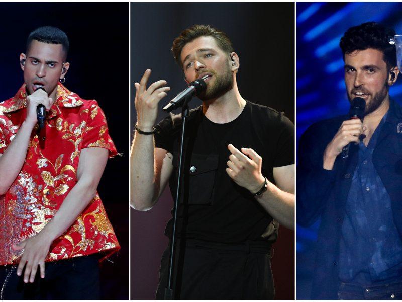 """""""Eurovizijos"""" finale įsivėlė klaida: atnaujinti skaičiavimai pakeitė rezultatus"""