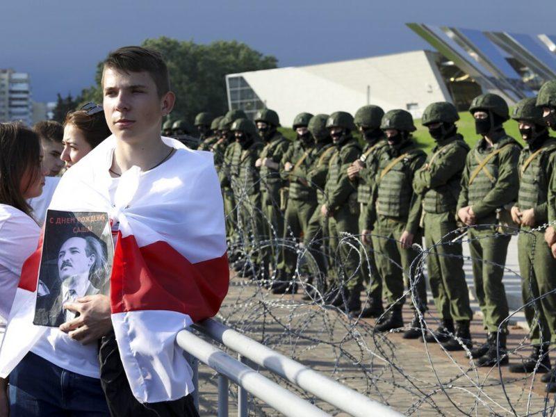 ES gali išplėsti Baltarusijai paskelbtas sankcijas