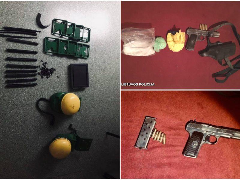 Marijampolėje – slapta policijos operacija: rasta 30 tūkst. eurų vertės narkotinių medžiagų