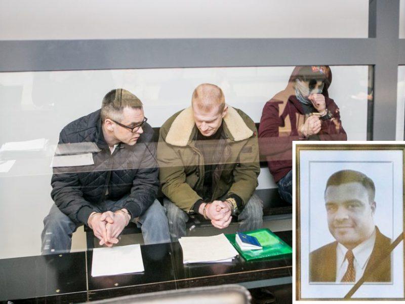 Prabilę kaltinamieji D. Bugavičiaus nužudymu vos tvardėsi
