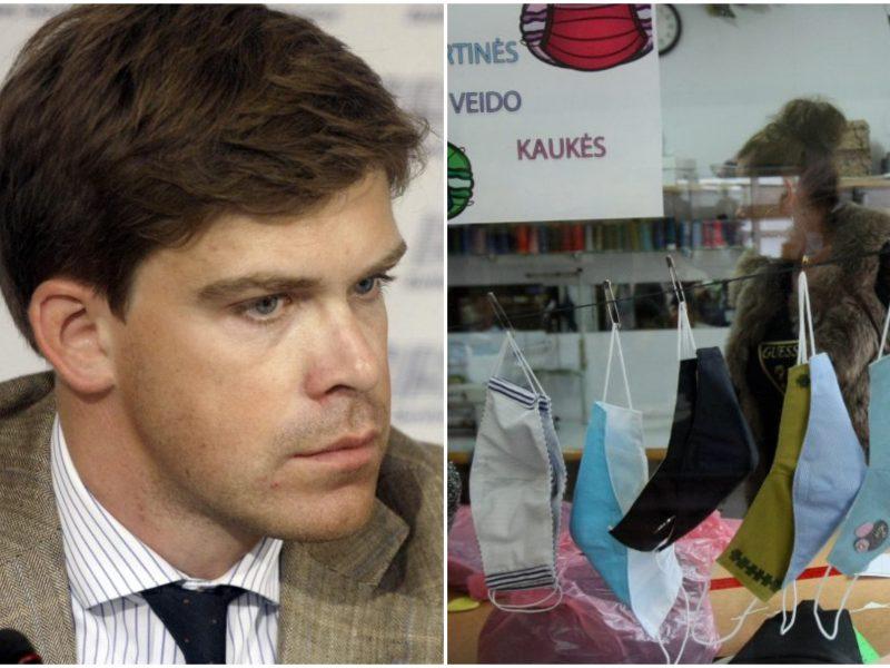 M. Statulevičius: prekybininkai jaučiasi supriešinti