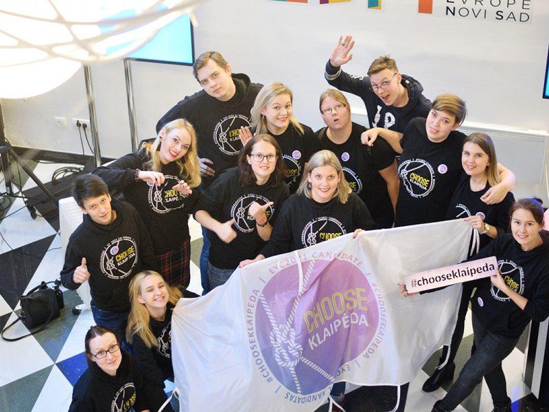 Jaunimui Klaipėdoje – proga atrasti save
