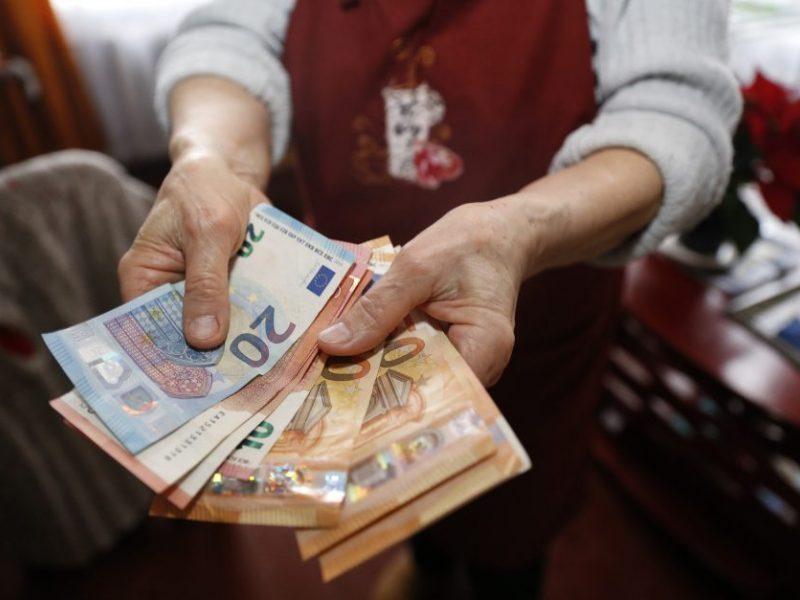 Papildomam bazinės pensijos indeksavimui reikėtų rasti 67 mln. eurų