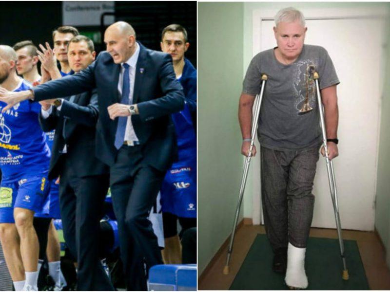 """Klaipėdos meras: jei """"Neptūnas"""" žais finale, atvyksiu į areną su neįgaliojo vėžimėliu"""