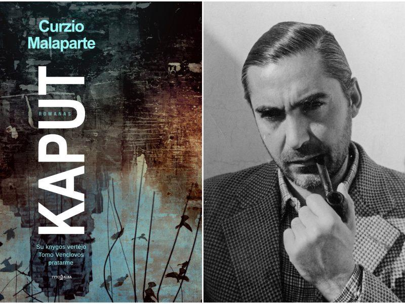 Nepatogaus klasiko C. Malaparte's istorijos pamokos