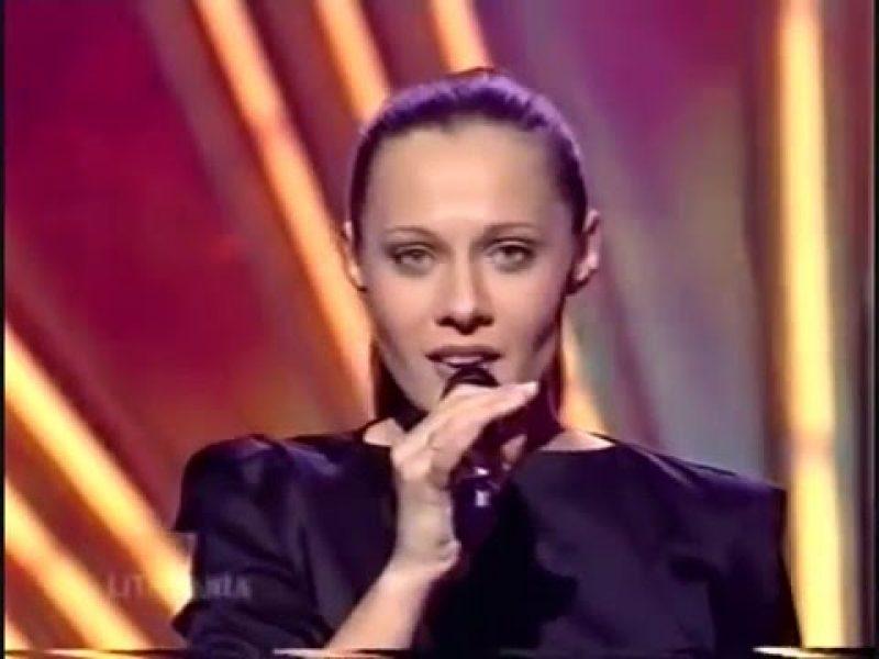 """""""Eurovizijoje"""" prieš 20-metį skambėjęs """"Strazdas"""": daina mėgstama lietuvių iki šiol"""
