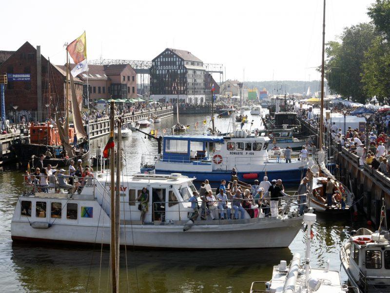 Žvejai nori būti išgirsti: blokuos uostą dėl žuvų išnykimo