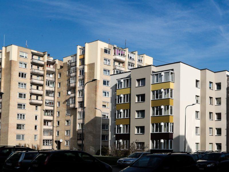Lietuvoje bus renovuoti dar 450 senų daugiabučių