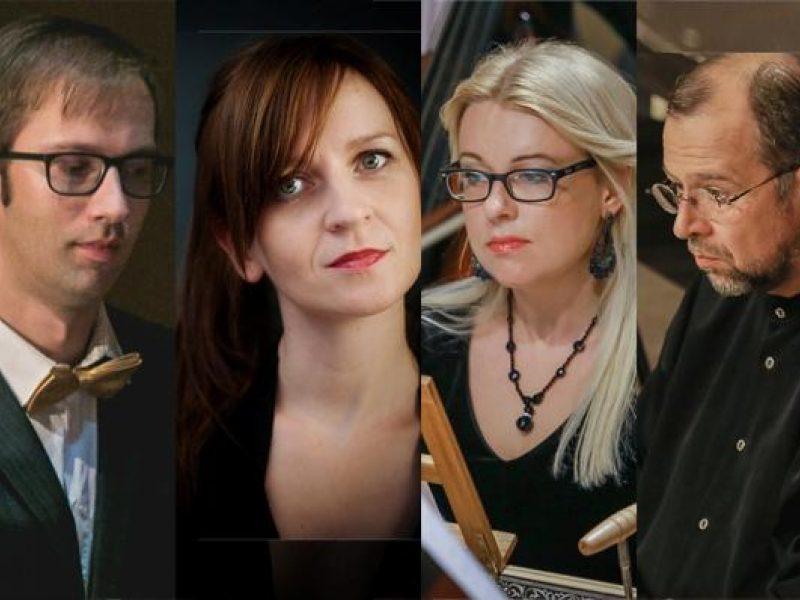Klavesino fiestoje – keturi solistai ir keturi instrumentai
