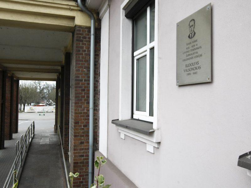 Dėl gatvių pavadinimų Klaipėdoje – nesibaigiantys debatai