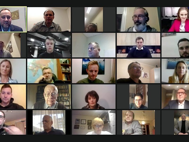 Sporto žurnalistai metų laureatus apdovanojo virtualioje erdvėje
