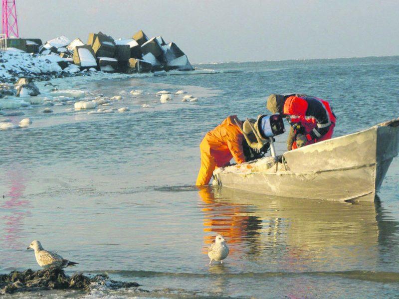 Žuvininkystės veto klaidžiojo koridoriais