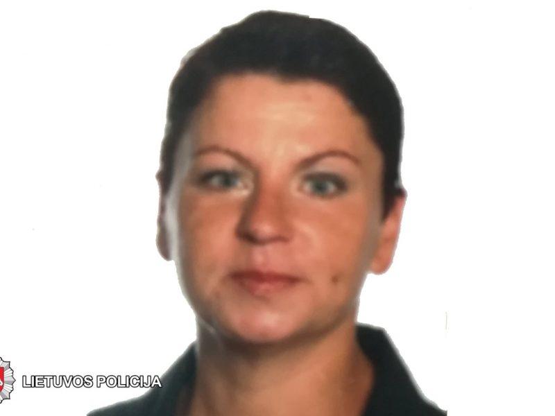 Panevėžyje ieškoma prieš kelias savaites iš namų išėjusi ir be žinios dingusi moteris