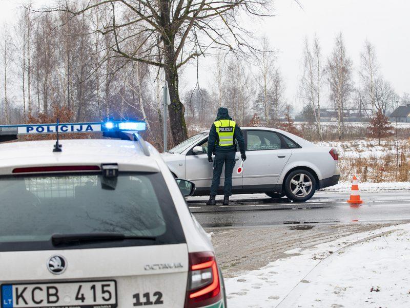 Klaipėdos apskrityje pareigūnai užfiksavo net 198 pažeidimus