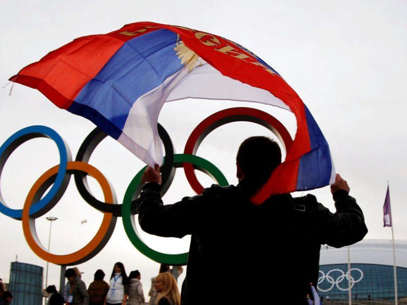 Rusija neskųs suvaržymų jos olimpinėms komandoms