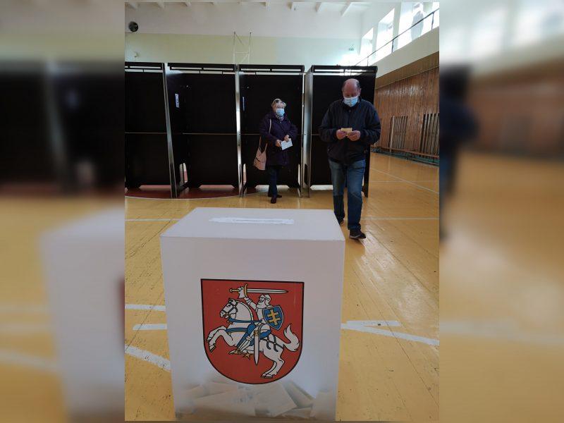 Parlamentarai Klaipėdoje pasirūpino biurais