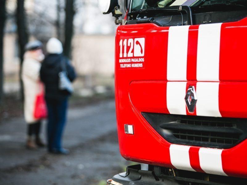 Rokiškio rajone sudegusiame name rastas vyro kūnas