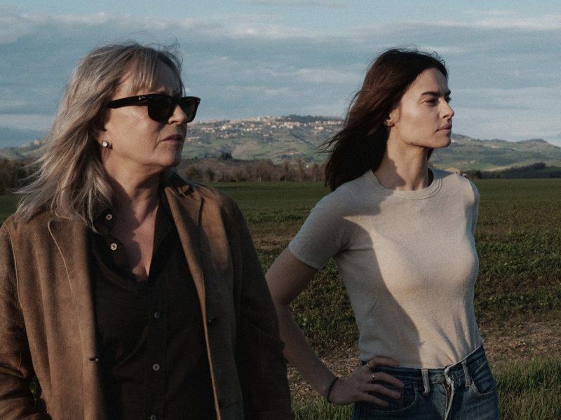 """Filme """"Saldi dienos pabaiga"""" po Italijos saule susitinka lenkų kino žvaigždės"""