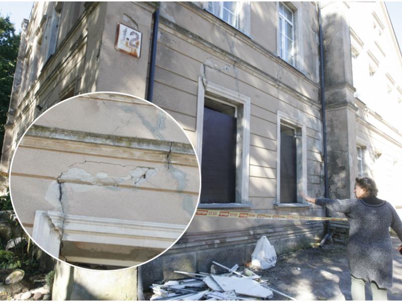 Po nugriaudėjusio sprogimo Klaipėdoje esančiame gyvenamajame name – tyrimai