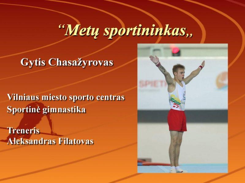 Surengti sporto mokymo įstaigų veiklos apdovanojimai