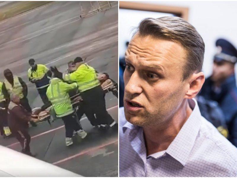 EP paragino atlikti tarptautinį tyrimą dėl A. Navalno apnuodijimo