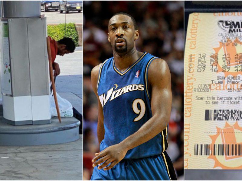 Po benamio pranašystės NBA žvaigždė loterijoje laimėjo 300 tūkst. dolerių