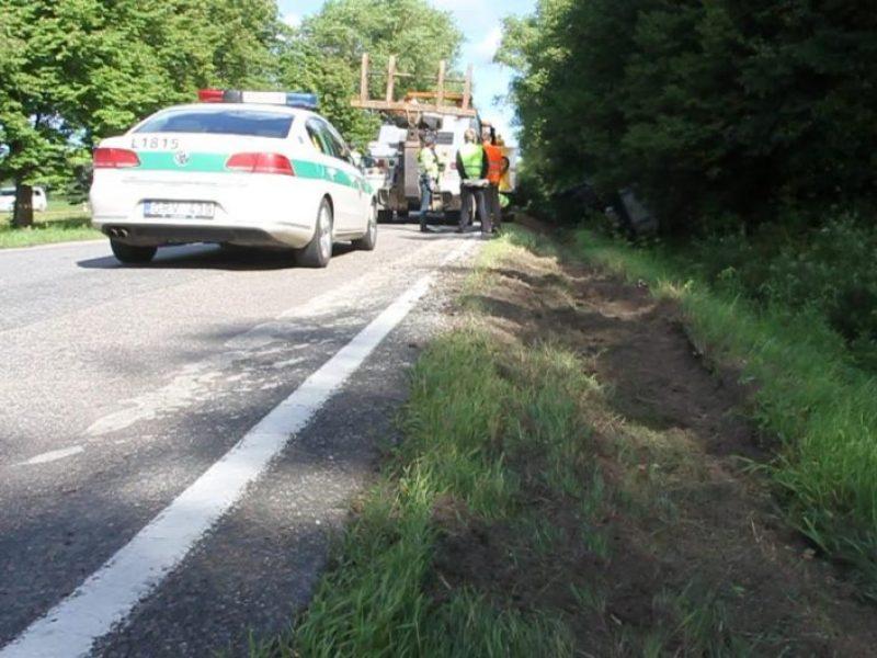 Nelaimė Palangoje: automobilis partrenkė aštuonmetį vaiką