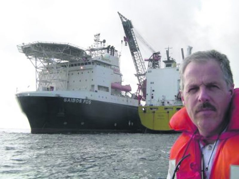 Medicininė patirtis pasaulinės kompanijos laivuose