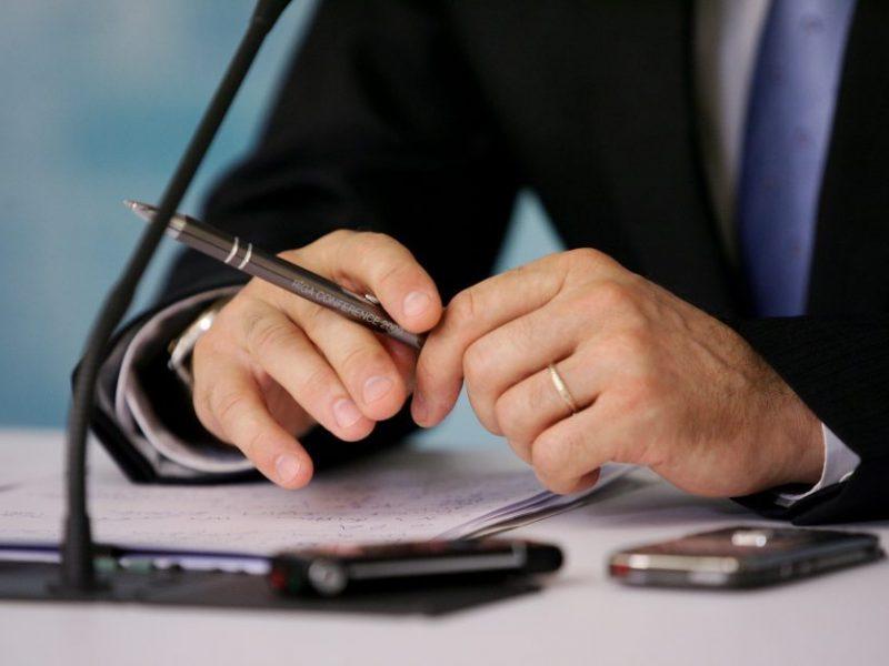Ieškomas centralizuotos biudžetinių įstaigų buhalterinės apskaitos padalinio vadovas