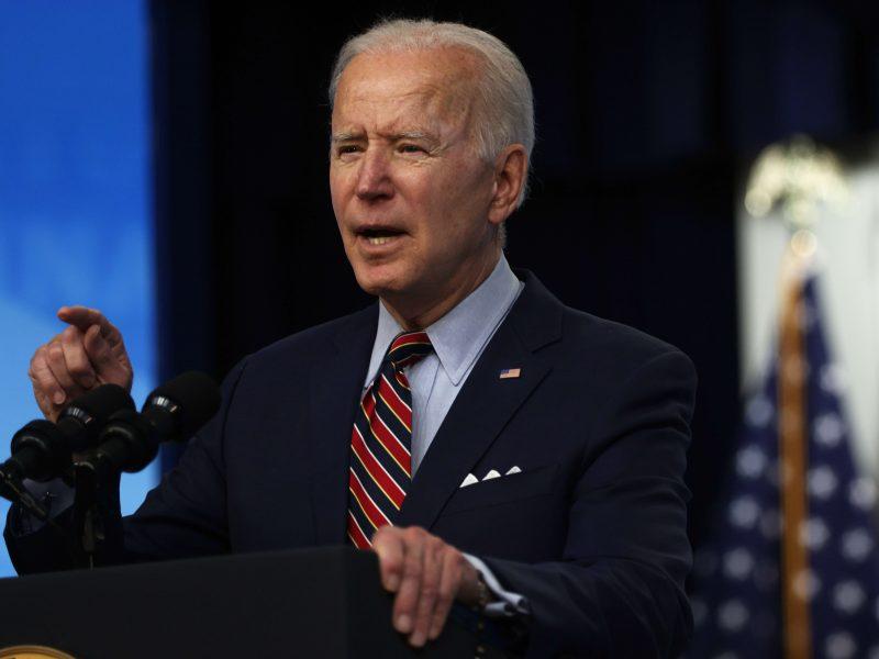 JAV prezidentas sieks sutelkti pasaulį kovai su klimato kaita
