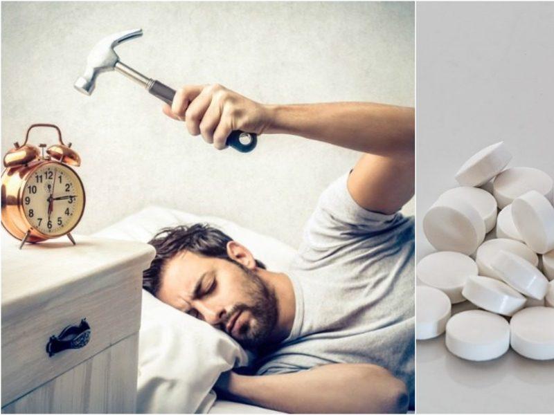 Nemiga – rimtų ligų priežastis: kaip padėti sau be migdomųjų vaistų?