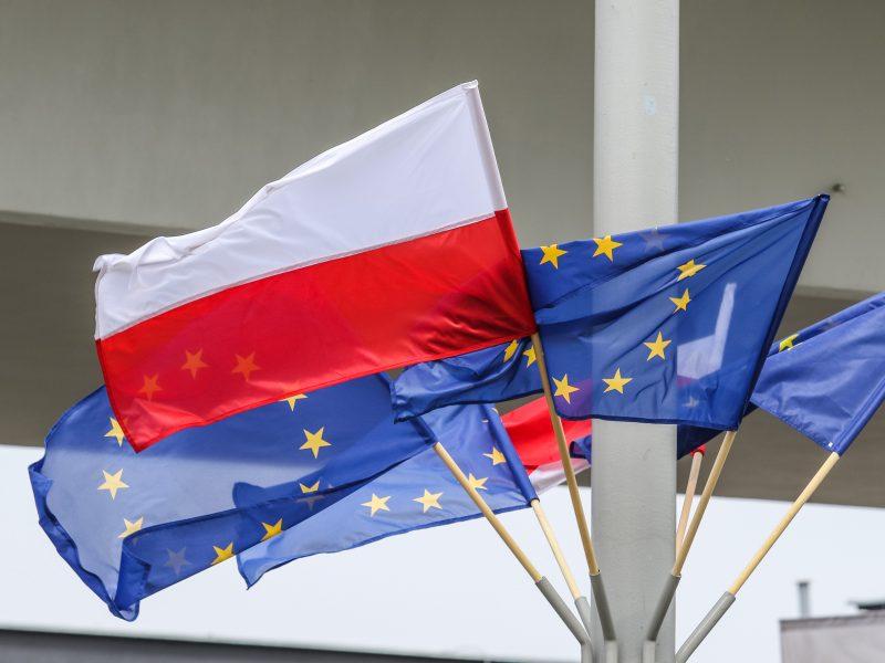 Ekonomistas: Lenkijos prezidentui laimėjus antrą kartą, santykiai su ES liks įtempti